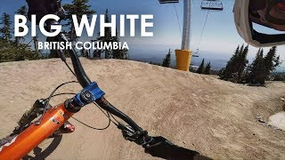 Opening Day at a New Bike Park!  Big White |...