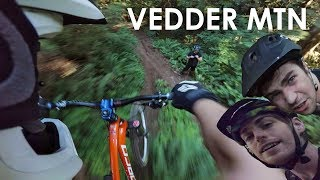 Freeriding with Matt and Jason - Vedder...