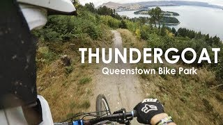 Really fun trail! - Thundergoat | Queenstown...
