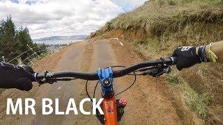 Most Famous Trail at Rotorua Skyline Bike Park...