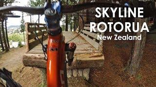 FUN DH TRAILS at Skyline Mountain Bike Park -...