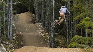 The Final Day of the Season - Whistler Bike...