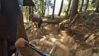 Whistler Bike Park Gopro - Una Moss, No Joke,...
