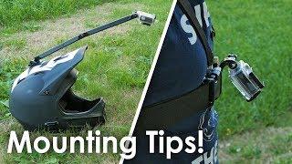 Best GoPro Mounting Tips for Mountain Biking