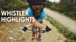 EPIC DAY Riding the Most Famous Whistler MTB...