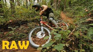 Jordan Boostmaster Shredding local trails! -...