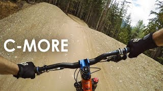 C-More - Freeride DH trail at Whistler Bike...