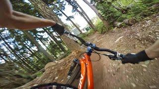 Whistler Bike Park Raw GoPro Freeride