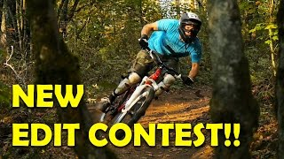 New Editing Contest!!  Download my MTB footage...