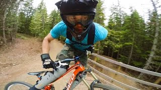 Whistler Bike Park - Lower A-line