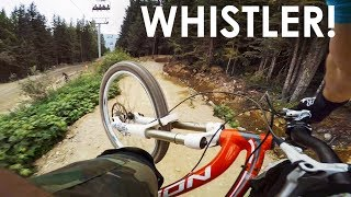 This is why Whistler is the Greatest Bike Park...