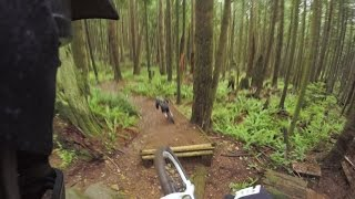 90 seconds of North Shore Freeriding - GoPro