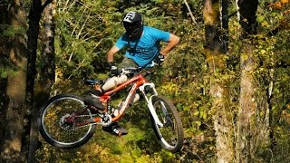 Downhill Freeride mtb is Awesome - 2015