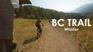 BC Trail - Whistler Bike Park, Downhill MTB Trail