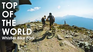 Top of the World - Downhill Alpine trail -...