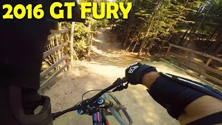 2016 GT Fury - Whistler Bike Park Freeride MTB