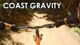 Coast Gravity Bike Park 2015 - GoPro Highlights
