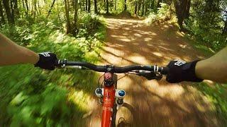 Ledgeview MTB trails GoPro Freeride