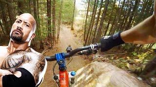 30 Seconds of Dwayne Johnson - Whistler Bike Park