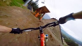 Whistler Bike Park  - GoPro 'Family Cross'...