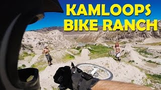 Kamloops Bike Ranch - GoPro Compilation...