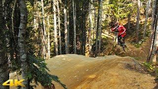 Whistler Mountain Bike Park in 4K