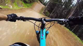 2015 Santa Cruz Nomad - Whistler Bike Park...