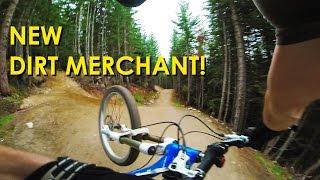 Dirt Merchant - Whistler Bike Park Downhill 2014