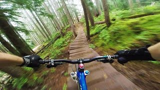 Whistler Bike Park DH - Duffman Go Pro