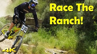 Kamloops Bike Ranch in 4K -- 'Race The Ranch'