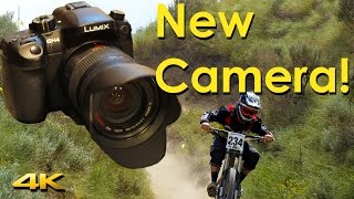 New 4K Camera! New Freeride Bike! New Equipment!