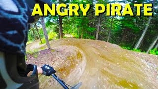 Whistler DH - Angry Pirate GoPro