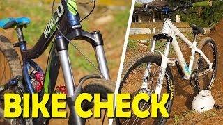 Boostmaster Bike Check - Freeride and Dirt...