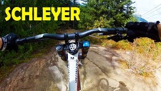Downhill GoPro - Schleyer - Whistler Bike Park