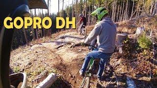 Downhill Freeride GoPro - 'Lorax' MTB Flowy Trail