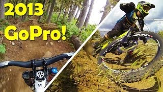 Best 2013 GoPro - Mountain Bike Highlights!...