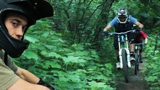 THIS is Freeride Mountain Biking