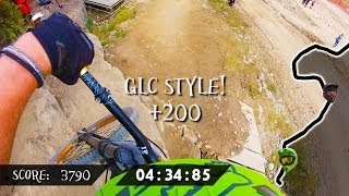 Downhill Domination In Real Life - AIR DH -...