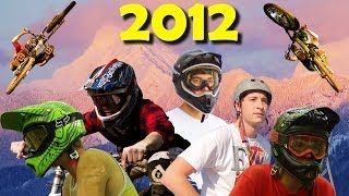 2012 Mountain Bike Highlights! - Jordan...