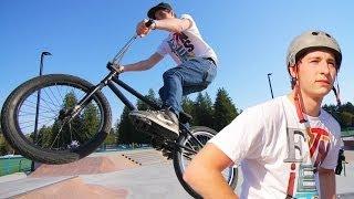 BMX Skatepark Freestyle