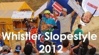 Whistler Slopestyle 2012 - Redbull Joyride...
