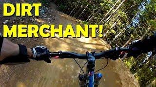 Whistler Bike Park Downhill - DIRT MERCHANT -...