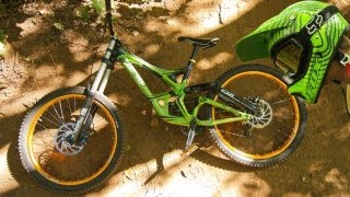 Freeride MTB - New Sponsorship parts from...