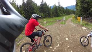 Whistler Bike Park Downhill Crabapple Hits -...