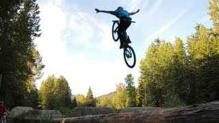 Whistler Dirt Jumps MTB Evening Session