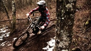 Wet Freeride - Specialized Demo 8 1