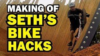 Making of Seths Bike Hacks