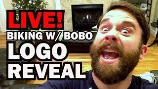 Live Biking With Bobo Logo Reveal!