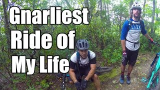 Gnarliest Ride of My Life | Heartbreak Ridge