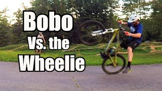Bobo Vs The Wheelie